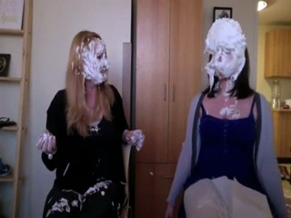 Pie Fight
